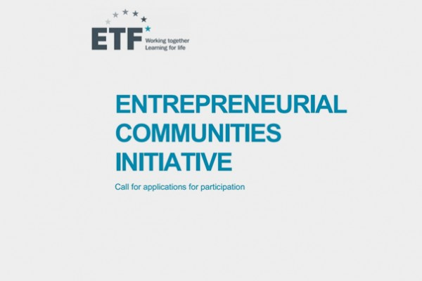 Pi Consulting submitted a Call for Application for ETF Entrepreneurial Communities Initiative, on behalf of a newly formed network of BiH entrepreneurs and practitioners